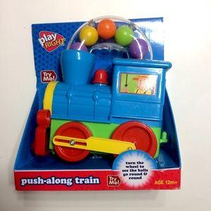 Play Right Push Along Train